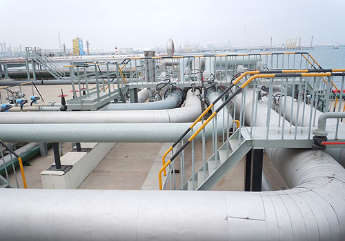 青岛港集团电伴热合作项目